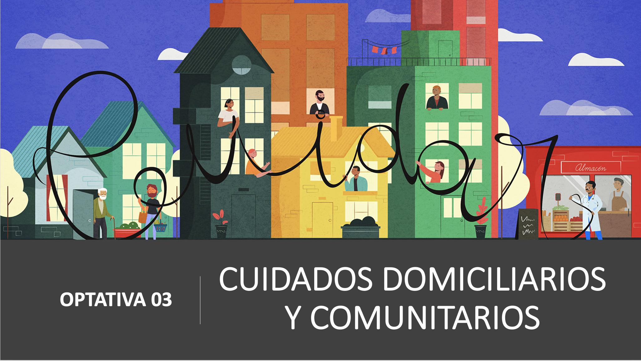 CUIDADOS DOMIC Y COMUNIT